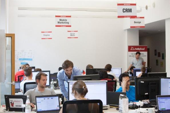 Die Firmenzentrale von Rocket Internet in Berlin. Warum lässt der Konzern den Bereich Ad Technology links liegen? (Foto: Rocket Internet)