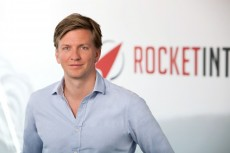 Group Managing Director Alexander Kudlich. (Foto: Rocket Internet)