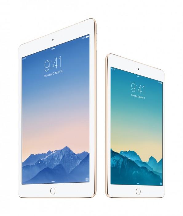 iPad Mini 4 soll auf den technischen Stand des Air 2 gebracht werden. (Foto: Apple)