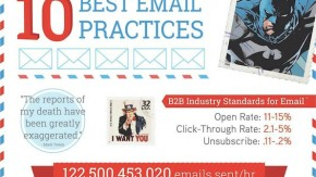 E-Mail-Marketing-Tipps: So optimierst du deine Kundenansprache [Infografik]