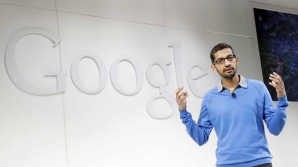 Sundar Pichai bekommt bei Google noch mehr Einfluss als zuvor. (Foto: Sam Churchill / Flickr Lizenz: CC BY 2.0)