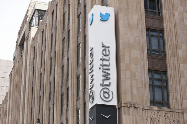 Twitter-Hauptquartier in San Francisco. (Bild: Flickr-Anthony Quintano / CC-BY-2.0)