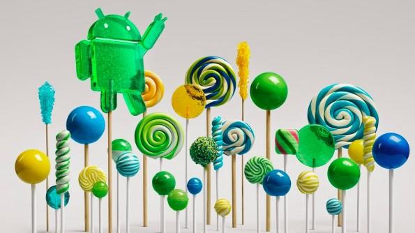 Android Lollipop soll jetzt später erscheinen als ursprünglich geplant. (Foto: Google)