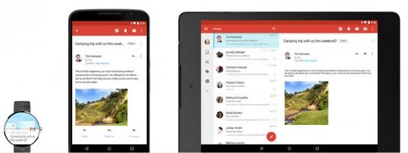 Android 5.0 Lollipop: Google setzt auf die neue Designsprache Material Design. (Grafik: Google)