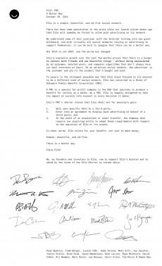 Die Ello-Charta. (Bild: foundrygroup.com)