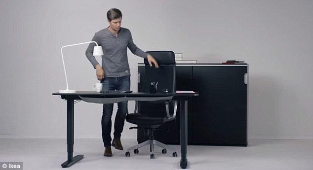 ikea stellt standing desk vor 7 gute gr nde f r das arbeiten im stehen t3n digital pioneers. Black Bedroom Furniture Sets. Home Design Ideas