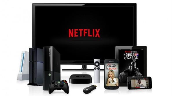 Der Streaming-Dienst Netflix hat auch ein paar interessante Filme für Entrepreneure im Angebot. (Grafik: Netflix)