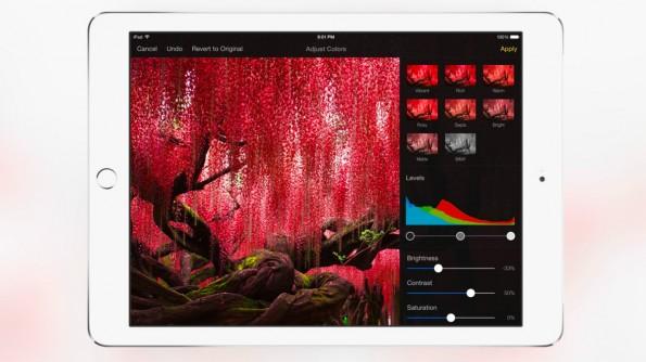 Pixelmator bringt seine beliebte Photoshop-Alternative jetzt auch aufs iPad. (Screenshot: t3n)