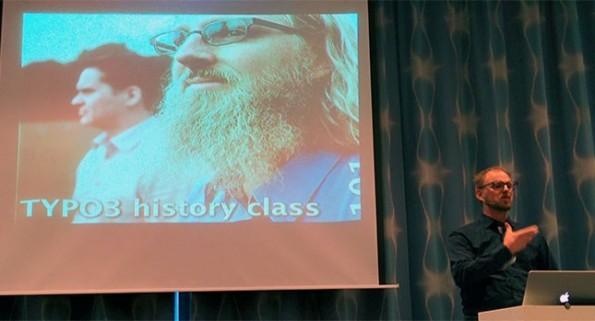 Keynote von Kaspar Skarhoi. (Foto: anders und sehr)