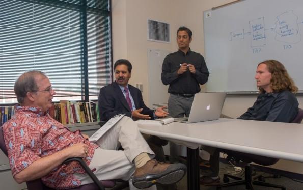 Wissenschaftler der Rice University wollen mit PLINY das Programmieren einfacher machen. (Foto: thinkstockphotos.com/Rice University)