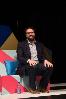 Mikkel Svane. (Foto: Web Summit)