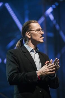 Mikko Hyppönen. (Foto: Slush/Kai Kuusisto)