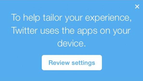 Twitter wird Nutzer proaktiv informieren, sobald die neue Funktion freigeschaltet wird. (Grafik: Re/Code)