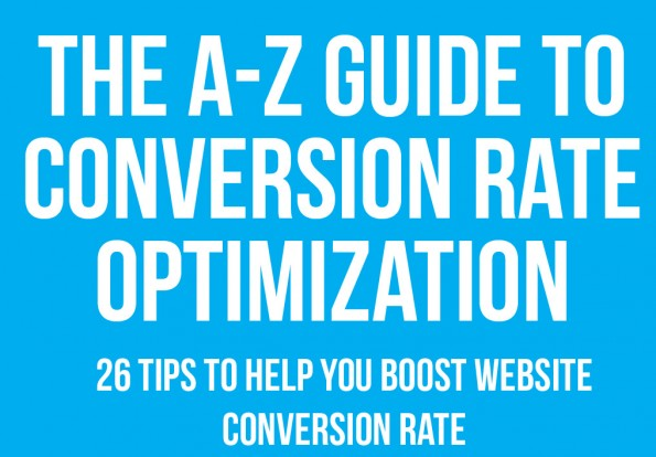 Das ABC der Conversion-Optimierung. (Infografik: KISSmetrics)