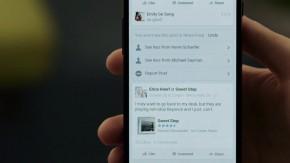 Facebook gibt Nutzern mehr Kontrolle über ihren Newsfeed
