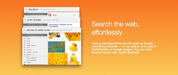 So durchsuchst du mit Flashlight das gesamte Internet. (Screenshot: flashlight.nateparrott.com)