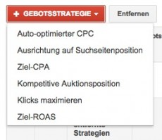 Neue Funktion in AdWords. (Screenshot: google.com)