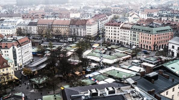 München: ummantelt von einer dicken, melancholischen November-Decke. (Foto: Marcus John Henry Brown / CC BY-SA 2.0)