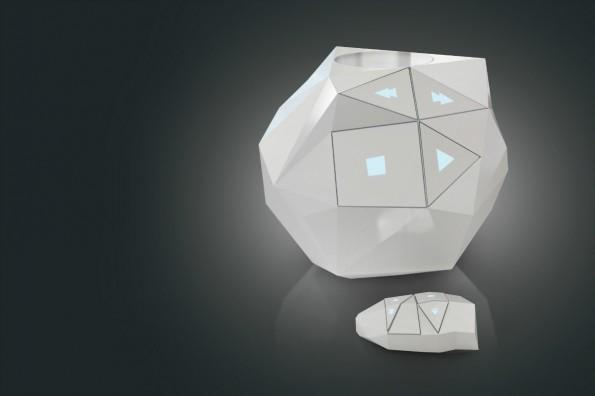 Ein 3D-Projektor zu einem erschwinglichen Preis? Star Wars lässt grüßen. (Bild: Bleen)