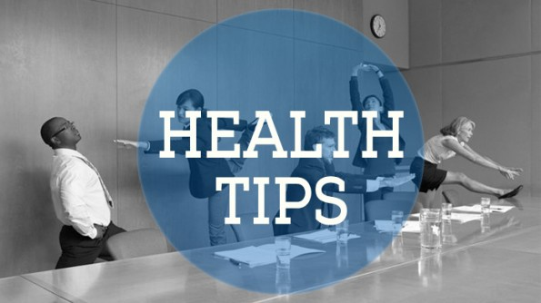 Gesundheit im Büro. (Bild: Solutions Office Interiors)