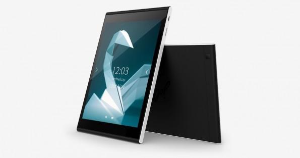 Das Jolla-Tablet läuft auf Sailfish OS. (Foto: Jolla)