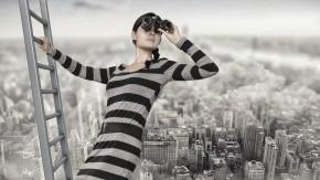 Überflieger: 5 Karriere-Tipps, die auf die Müllhalde gehören