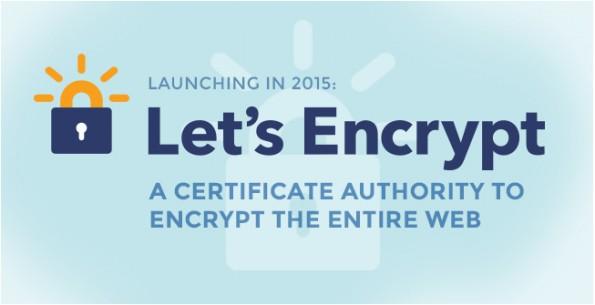 Let's Encrypt will eine neue, bessere HTTPS-Zertifizierungsstelle aufbauen. (Screenshot: eff.org)