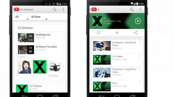 Mit Music Key können User ganze Alben werbefrei streamen.