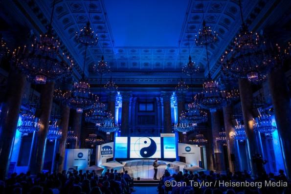 Kaiserliche Atmosphäre: Das Pioneers Festival fand wie jedes Jahr in der Wiener Hofburg statt. (Foto: Dan Taylor / Heisenberg Media)
