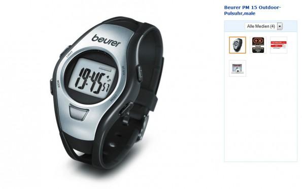 Auch ohne teure Ausrüstung möglich: Das perfekte Produktfoto. (Screenshot: amazon.de)