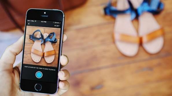 Um Gegenstände mit Shyp zu verschicken, braucht es nicht mehr als ein Foto und eine Versandadresse. (Foto: Shyp)