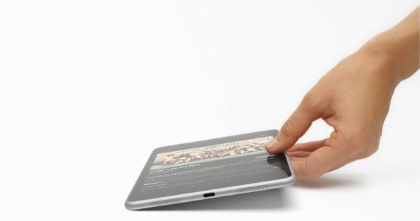 Erinnert ein bisschen an das neue iPhone: das Nokia N1. (Bild: Nokia)