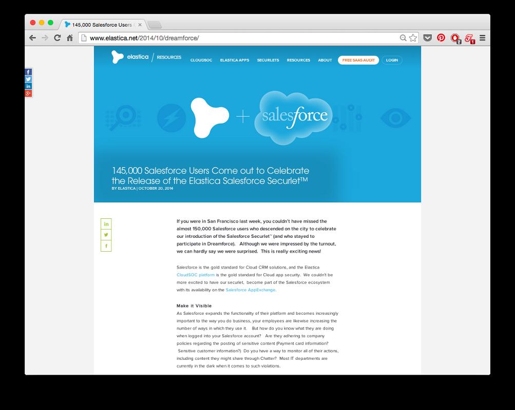 Das Blaue Hintergrundbild Verrat Wie Die Macher Von Elastica Gute Lesbarkeit Des Textes Garantieren