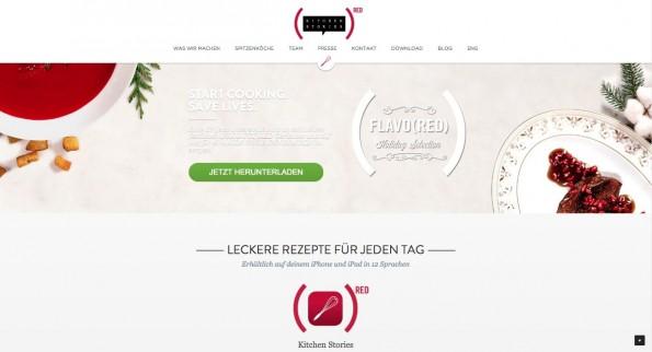 Die Gesichter hinter der App Kitchen Stories Rezepte kommen zum Meet the Deveoper Event nach Berlin
