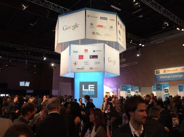 LeWeb 2014: Die Tech-Branche im Rausch, vor allem Startups im Healthcare-Bereich boomen ohne Ende (Foto: Luca Caracciolo)