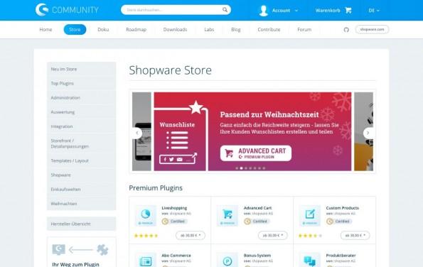 Shopware-Premium-Plugins