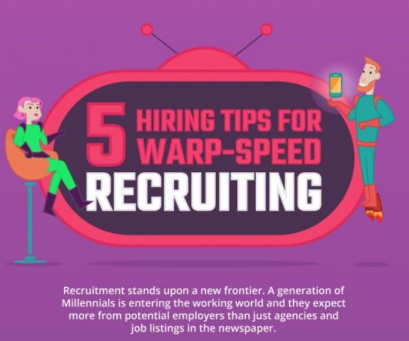 Recruiting-Tipps. (Grafik: Adecco)