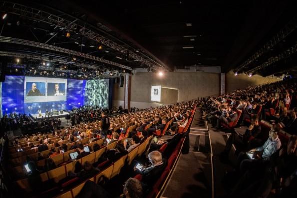 Über 3.000 Teilnehmer aus der ganzen Welt werden zur LeWeb 2014 in Paris erwartet. (Foto: LeWeb)