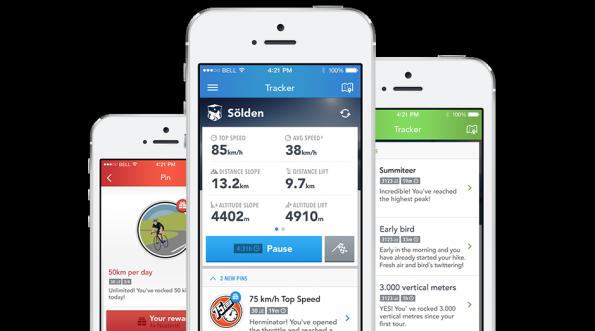 Im Silicon Valley will das Mainzer Startup MapCase den US-Start seiner Outdoor-Apps erproben. (Grafik: MapCase)
