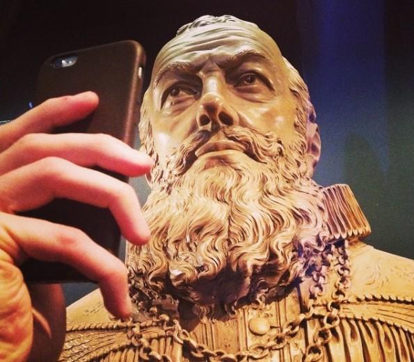 Tumblr: So habt ihr Selfies noch nicht gesehen. (Foto: Museum of Selfies)