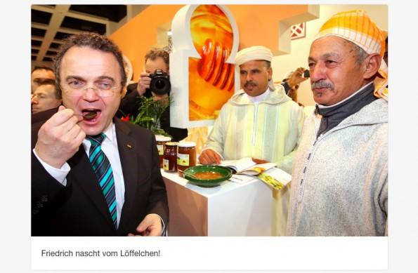 Tumblr: Auch in diesem Jahr nahmen Tumblr-Nutzer wieder verschiedene Politiker aufs Korn. (Screenshot: Tumblr)