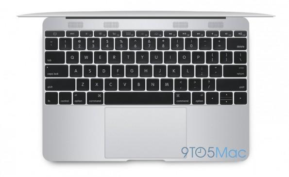 Das Tastaturlayout des MacBook Air soll im Gegensatz zu genormten Tastaturen leicht geschrumpft worden sein. (Quelle: 9to5Mac.com)