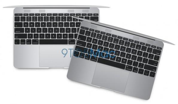 So könnte das neue MacBook Air aussehen, das im Jahr 2015 erscheinen soll. (Quelle: 9to5Mac.com)