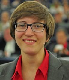 Julia Reda legt Vorschlag für umfassende EU-Urheberrechtsreform vor. (Bild: Wikipedia)
