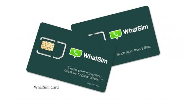 WhatSim-Card ermöglicht Chatten mit WhatsApp im Ausland. (Foto: Zeromobile)