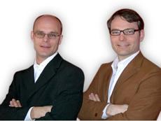Die beiden Schweizer Unternehmensberater haben das Phänomen Boreout erforscht.