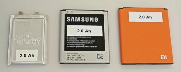 SolidEnergy will bereits Ende 2015 bessere Akkus auf den Markt bringen, die eurem Smartphone eine doppelt so lange Laufzeit bringen. (Bild: SolidEnergy)