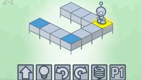 Browserspiel Lightbot bringt dir bei, wie ein Programmierer zu denken
