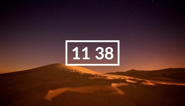 New-Tab-Erweiterung für Chrome: Embark zeigt hübsche Fotos und eine minimalistische Uhr an.