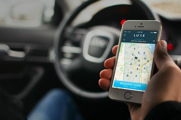 Das noch junge US-Startup Luxe macht die Parkplatzsuche in San Francisco obsolet – die App spiegelt den Zeitgeist einer Stadt, in der es fast alles auf Knopfdruck gibt. (Foto: Luxe)